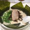 博多天神 - 料理写真:のりらーめん('16/12/24)