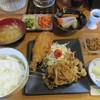 """居酒屋 月 - 料理写真:""""わがまま定食""""@700円"""