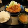 とんかつ 松永 - 料理写真:ロースカツ定食