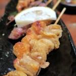 江戸や鮨八 - 串焼き盛合せ5本¥750