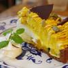 西洋茶館 - 料理写真:かぼちゃのタルト