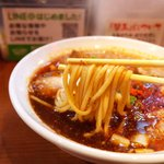 60445614 - 麺リフト~ モッチモチの食感がGood!!