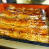 うなぎ割烹 牛若 - 料理写真:輝く鰻