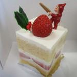 コルディアル - ショートケーキ