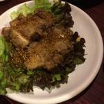 包丁や - チキンステーキハニーマスタードソース(5人分)