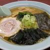 ラーメン御殿 - 料理写真:和風らーめん550円