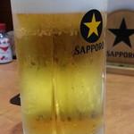 一平 - 生ビール428円