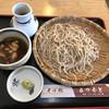 そば処 まつもと - 料理写真:とりざる700円(税込)