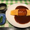 オムライス専門店 タンポポ - 料理写真:ノーマルオムライス・デミグラソース600円(税込)