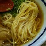 火鳥 - 細麺選択