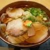 京阿月 - 料理写真:焼豚らーめん(しょうゆ)