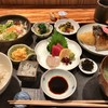 和 つじ - 料理写真:★★★☆ お昼はこのランチのみ。 揚げたて、焼きたて。熱いものは熱く、冷たいものは冷たく、心を感じます。