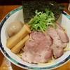 らぁめん 葉月 - 料理写真:濃厚特つけ麺 具と麺