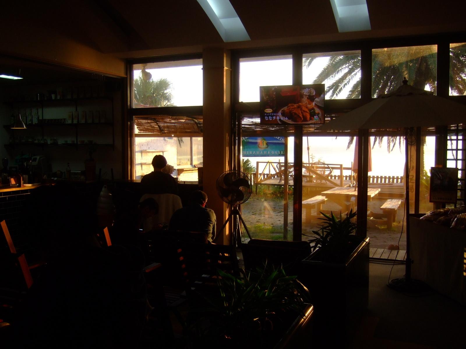 シラハマ コーヒースタンド