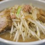 味噌麺処 花道 - 料理写真:800円『味噌ラーメン』2016年12月吉日