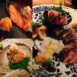 生姜屋 黒兵衛 - 魚料理も充実