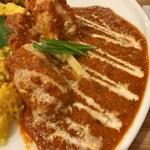 レインボウスパイス カフェチャイストール - チキンバターマサラカリー