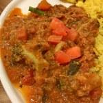 レインボウスパイス カフェチャイストール - 野菜マサラカリー