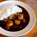 カレー&コーヒー 玉葱ハウス - 料理写真:カレーライス