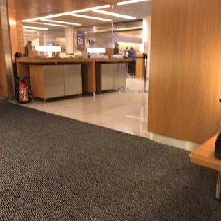 AIR FRANCE Lounge - F用スペースから