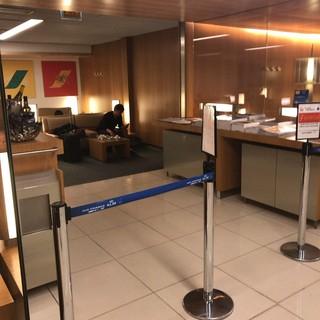 AIR FRANCE Lounge - F用スペース