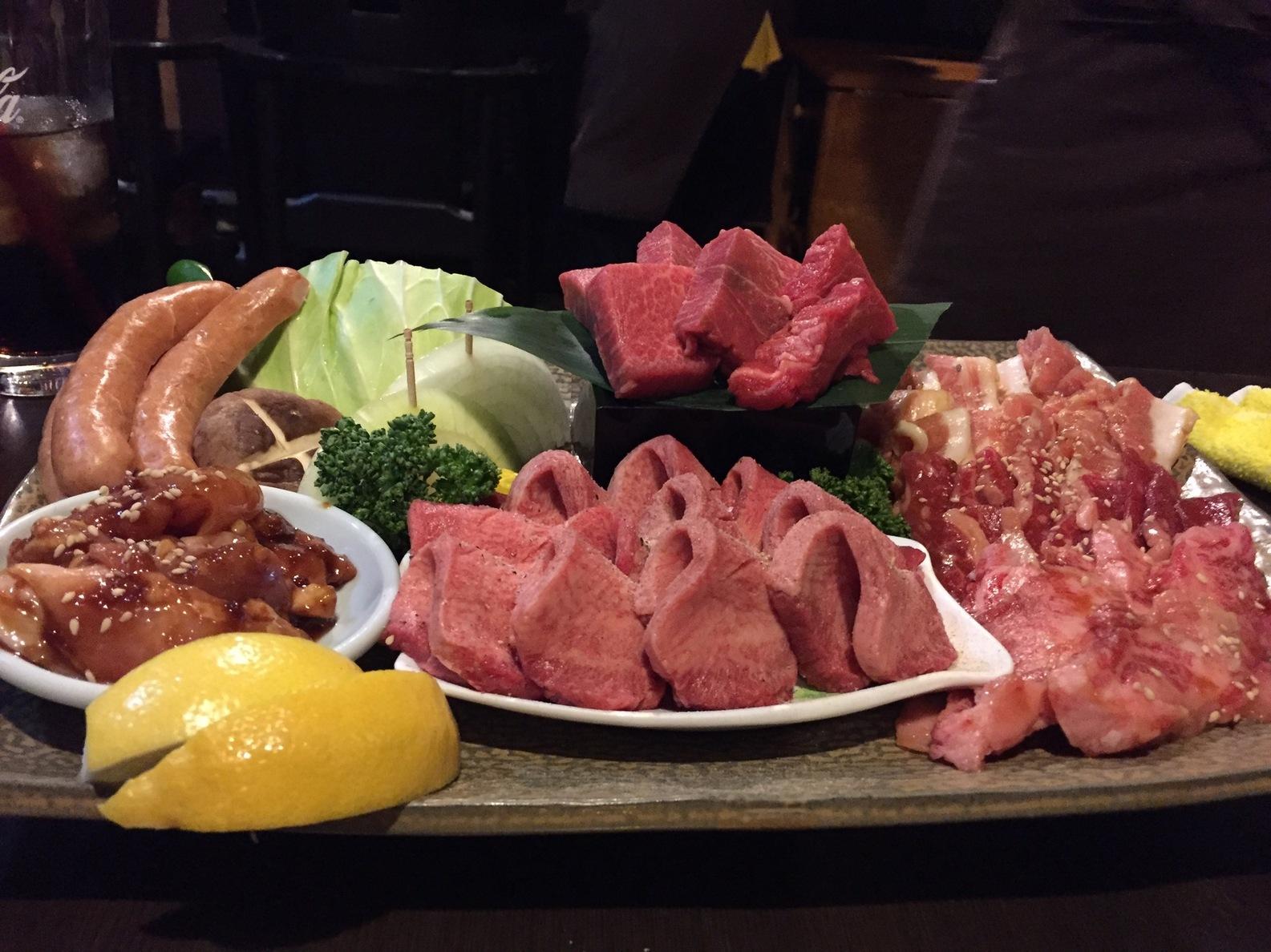 焼肉たらふく  亀山店
