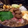 酒菜肉匠 ふるや - 料理写真:すき焼き鍋 3人前