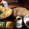 伊勢福 - 料理写真:手打ち天せいろ 1,400円