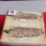 ワズ サンドイッチ - 塩麹サバサンド