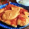 島京梵天 - 料理写真:たいやき(玄米リゾット)