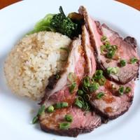 肉と米の最強タッグ