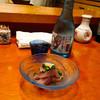 田がみ - 料理写真:鯵のお刺身