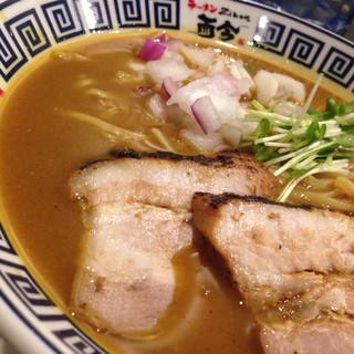 ラーメンZikon - 料理写真:スパイス香る華麗なるカレー(800円)