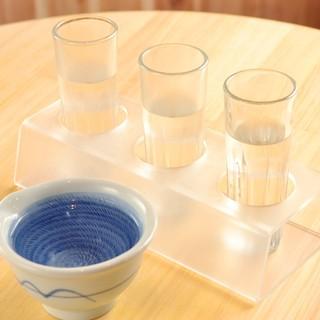 ★自分の尺度で楽しむ-。日本古来の酒と向き合う贅沢なひととき