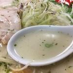 60555802 - 塩らーめんのスープ☆