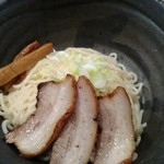 北野坂 奥 - 味玉チャーシューつけ麺