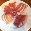 零じ屋 - 料理写真:生ハムとサラミの5種盛合せ(ハーフ)