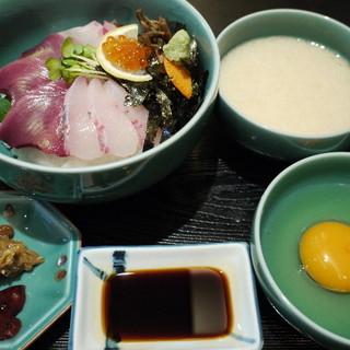 喜楽 - 料理写真:熊野路丼