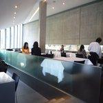 カノビアーノカフェ - 店内は天井が高く広々としています☆とってもスタイリッシュ。