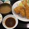 とんかつ田なか屋 - 料理写真:エビヒレ定食1080円♥