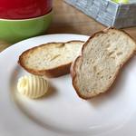 シェーブル - 付け合わせ自家製パン
