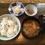 古民家カフェ&ダイニング 枇杏 - 日替わりランチ