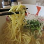 麺ダイニング NARUTO - おいしい麺です