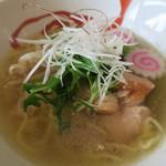 麺ダイニング NARUTO - 塩ラーメン