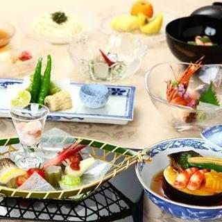 伝統を受け継ぐ日本料理