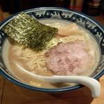 ○心厨房 - 料理写真:塩ラーメン(750円)