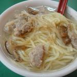 原味魯肉飯 - 「トロミ」が足らないかな、