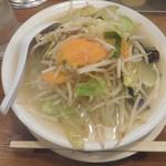 味の店 みちお食堂 - タンメン¥780-