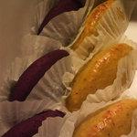らぽっぽ - ナチュラルスイートポテトと、紫芋スイートポテト