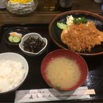 直ちゃん - チキン南蛮定食ごはん小選択850円